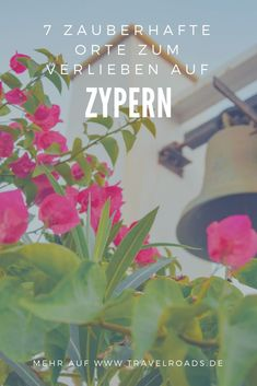 Traumhaftes Zypern – 7 zauberhafte Orte zum Verlieben Enchanting places that you should not miss in Cyprus. From the Akamas peninsula to Nicosia. Go Around, Dance Art, Cyprus, Falling In Love, In The Heights, Beautiful Pictures, Around The Worlds, Europe, Places