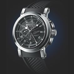 Breguet Marine Chronograph 200 Ans de Marine 5823 Platinum 5823PT/H2/5ZU on Watch Agora
