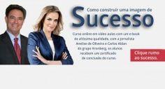 Curso web:  Como construir sua imagem de sucesso