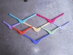 Idee creative per riciclare gli appendiabiti