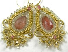 Pink Passions by twotightlywound on Etsy, $225.00
