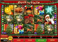 Read up about the mobile game: Deck the Halls