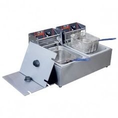 EF-82 Double Benchtop Electric Fryer
