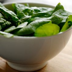 spinach... Spinach made our list not just because it's rich in vitamin C but because it's packed with numerous antioxidants and beta-carotene, which have been proven to increase the infection-fighting cells of our immune systems. Similar to broccoli, it is best cooked as little as possible so that its nutrients are retained.