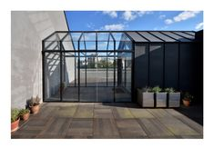 Tillbyggnad växthus glashus Conservatory, Indoor Outdoor, Terrace, Garden, House, Inspiration, Design, Spaces, Houses
