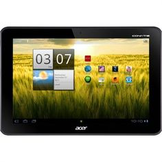 """Acer ICONIA TAB A200 10.1"""" Tablet Computer, NVIDIA Tegra 2, 1GB, 16GB SSD, Android 4.0 Ice Cream Sandwich  - #Buycom"""