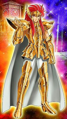 11 Aquarius Camus GoldCloth(OCE) by ZodiacBrave.jpg