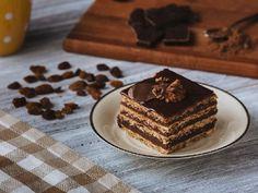 U žerbo torti kakva se služi u Budimpešti obavezna je čokolada u filu! Tiramisu, Food And Drink, Cake, Ethnic Recipes, Health, Renovation, Pie Cake, Salud, Health Care
