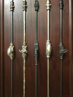 A selection of Cremone Bolts for securing French Doors. A selection of Cremone Bolts for securing French Doors. Exterior Doors With Glass, Glass Front Door, Exterior French Doors, Glass Doors, Kitchen Hardware, Barn Door Hardware, Hardware For Cabinets, Door Knobs, Door Handles