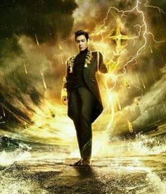 T.O.P (탑) - Promo poster for Tower of Saviors