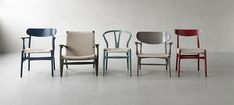 Nordic Design, Scandinavian Style, Art And Architecture, Dining Chairs, Palette, Interior, Furniture, Color, Home Decor