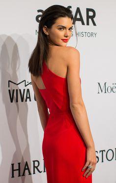 Kendall Jenner at amfAR's Fall Gala