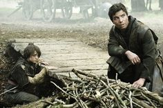 arya and gendry... my favorite storyline so far this season.