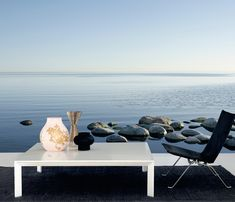 Swedish Ocean Horizon - Wall mural, Wallpaper, Photowall, Home decor, Fototapet, Valokuvatapetit: