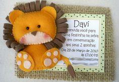 Faça você mesma: 35 convites artesanais para chás de bebê e festas infantis!