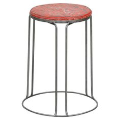 "Found it at Wayfair - Rory 20"" Counter Stool in Red"