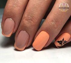 Acurlic Nails, Nail Manicure, Pink Nails, Cute Nails, French Manicure Gel, Gel Nail, Bridal Nails Designs, Nail Art Designs, Nail Design