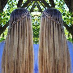 Waterfall Braid Today I'm wearing blue for the #ahBlue4Diabetes twin, organized by @ashton_hairstyles • • #prettyhairstyleess #pollysbraids1kcontest #hair #hairstyle #instahair #TagsForLikes #hairstyles #haircolour #haircolor #hairdye #hairdo#braid #straighthair #longhair #style #straight #brown #blonde #brunette #hairoftheday #hairfashion #CGHPhotoFeature