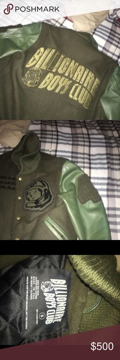 BBC LIMITED EDITION Only worn once 100% authentic bbc Jackets & Coats