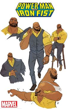 Luke Cage- Powerman