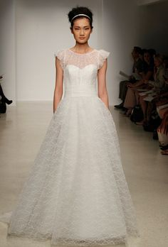 Hottest Bridal Trends For Spring 2013 - lace