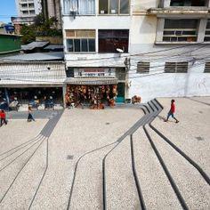 Ladeira da Barroquinha by Metro Arquitetos «  Landscape Architecture Works | Landezine