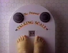 """Read more: https://www.luerzersarchive.com/en/magazine/commercial-detail/23737.html Hill´s Departement Stores """"Talking Scale"""" [00:10]# A bathroom scale of the talking variety annoys its owner, an elderly portly woman, when it announces, """"One at a time please,"""" after the woman has stepped on it. """"Need new house wares?"""" an MVO chirpily asks. """"Come to Hill's House ware Fair."""" Tags: Mark Story,Hill´s Departmentstore,Donna Weinheim,Story, Piccolo, Guliner, New York,Cliff Freeman & Partners, New…"""