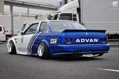 Spin Out Club sharknose Z10 Toyota Soarer on SSR MKIII