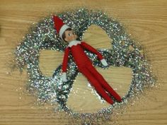 Teach With Laughter: Elf on the Classroom Shelf