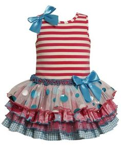 Bonnie Jean Toddlers 2T-4T Striped Knit to Multi Tiered Mix-Print Drop Waist Dress Bonnie Jean, http://www.amazon.com/dp/B00B2Y7TLG/ref=cm_sw_r_pi_dp_Dv3-qb0J0YHQ1