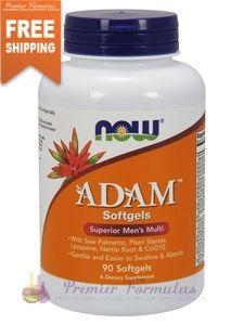 Adam Mens Multi 90 softgels
