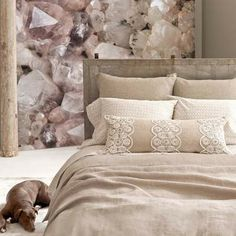 Stonewashed Linen French Knot Bedding. A supple, soft linen duvet cover and shams, printed cotton sheets, and a richly embroidered decorative pillow. Take a tailored approach to bed dressing with our machine-washable 100% linen duvet cover in a sandy, does-it-all neutral. Find it ...at Mary's