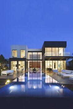 Cesarea Villa | Galmarom Architects Exterior Home Design