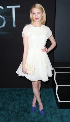 Claudia Lee at 'The Host' Hollywood Premiere