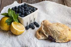 Post image for Gluten Free Blueberry Hand Pies Recipe