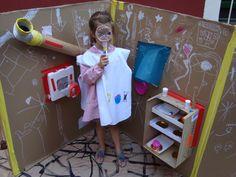 Treball realitzat al taller de plàstica de nois/es de 5 a 7 anys. Curs 2010/2011  www.escolatrac.com