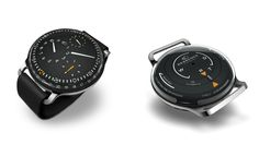 The Ressence Type 3 Watch - The Ressence Type 3 transports time from the dial to the crystal. The orbiting indications are bathed in a fluid that refracts light like air, so that the indications appear to be displayed directly onto the sapphire crystal – closer to the eye of the beholder.