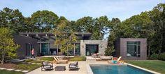 Summer retreat gets a refreshing modern update on Long Island