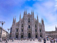 Erfahrt alles über meinen Citytrip nach Milano, was man gesehen haben muss, wo man am besten Essen / Shoppen kann und die besten Instagram Foto Locations.