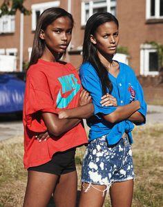 Isilda Moreira & Kyra Green by Piczo