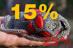 You missed the 25% :( http://bit.ly/2d42HOK Well, don't be too sad. There's still the 15% discount throughout December! Order now and enter the coupon code DECEMBER15 at the checkout. #paleos #chainmailshoes by #gostbarefoots #perception #outdoor #lifestyle #fun