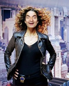 25 Funniest Mr Bean Pictures - Photo manipulation with celebrity pictures