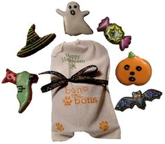 Halloween Trick or Treat Doggie Bag