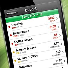 Might come in handy later..... And by later I mean now. Best Personal Finance Mobile Apps.