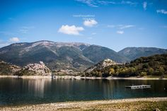 A landscape in Turano Lake: Castel di Tora from the other side of lake  #landscape #nature #landscape_lovers #sky #beautiful #mountains #naturelovers #clouds #travel #view #photooftheday #landscape_captures #sunset #amazing #mountain #instagood #landscapelovers #instanature #hiking #nature_seekers #ic_landscapes #love #scenery #picoftheday #trees #vsco #instanaturelover #naturephotography #vscocam #sun