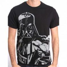 Star Wars - Big Vader T-Shirt - Black