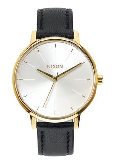 Kensington Leather | Women's Watches | Nixon Watches and Premium Accessories