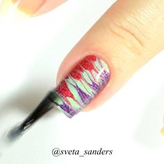 20 Marble Nail Art Tutorials That Are Truly Mesmerizing