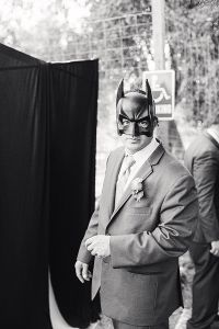 i am batman #photobooth #receptionideas #weddingchicks http://www.weddingchicks.com/2014/01/15/boaventura-de-caires-winery-wedding-2/