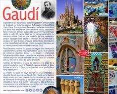 El arquitecto Antoni Gaudí.                                                                                                                                                     Más